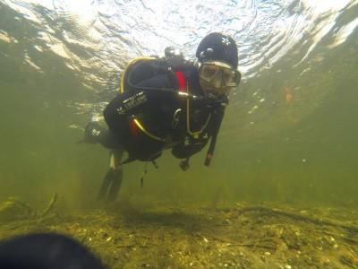 Озеро Долгое / фотоотчет о клубных погружениях