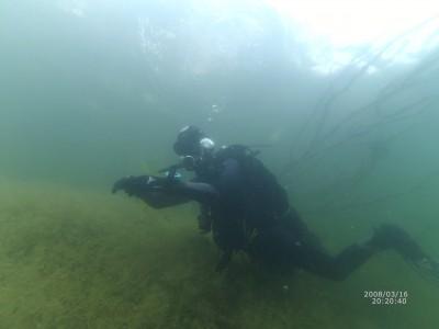 Озеро Мухно / фотоотчет о клубных погружениях