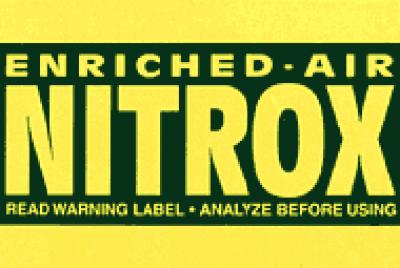 Курс - Nitrox - Обогащенные Воздушные Смеси, уровень 1